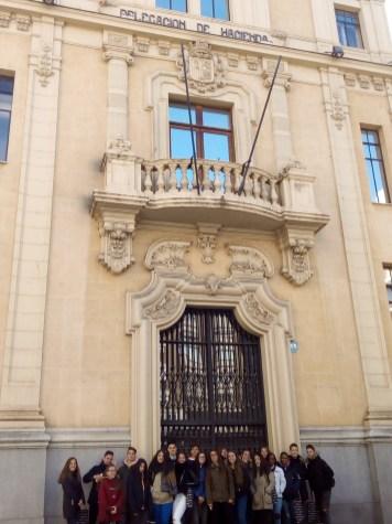Visita Banco España (2)