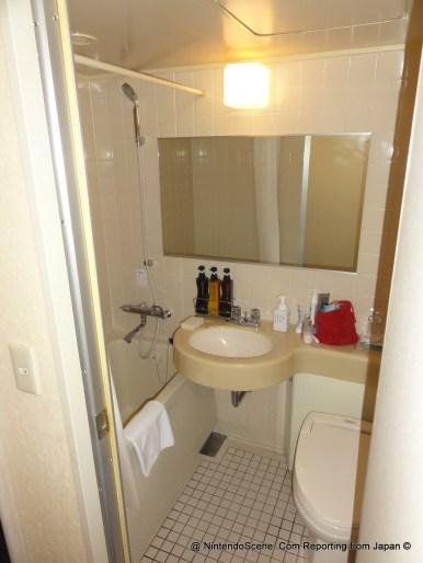Chisun Hotel in Ueno, Room, Bathroom