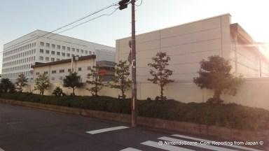 Nintendo HQ's North Eastern Perimeter
