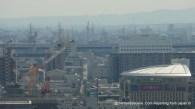 Nintendo HQ in Kyoto's Skyline