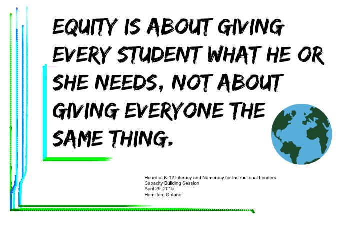 educational equity quote