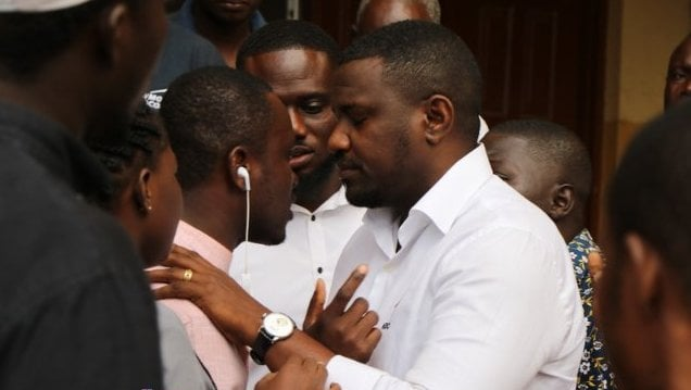 john-dumelo John Dumelo To Lead Ayawaso West Wougon Constituency Of The NDC In 2020 Election