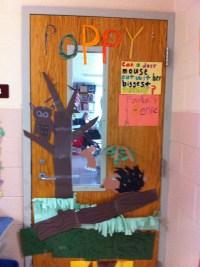Door Decorating Contest   NSES Reading Blog
