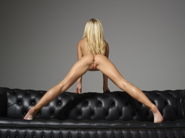 epic stretch on leather couch.jpg