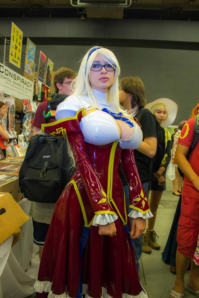 Satellizer EL Bridget cosplay.jpg