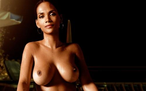 haley berry nude