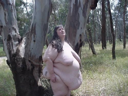true life forest blob
