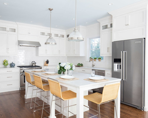 Create Extra Space For Dining At Your Kitchen Island Northshore