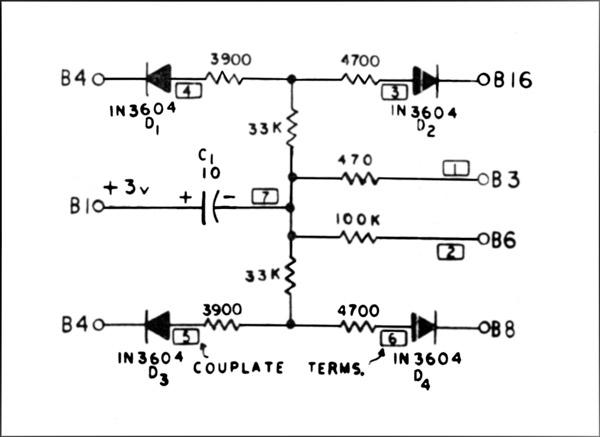 Hammond X66 organ, page 18