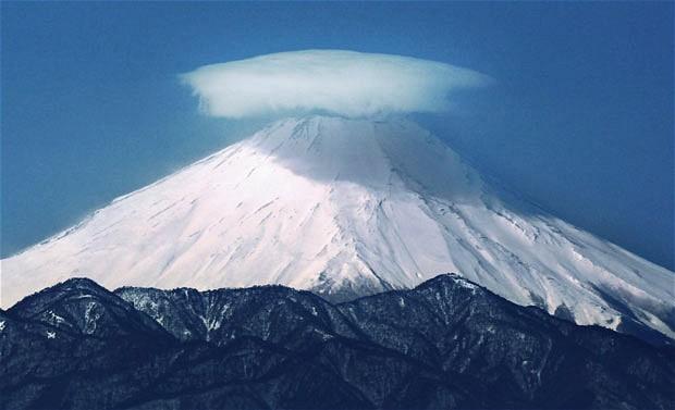 Mount Fuji | Shou Fi Ma Fi