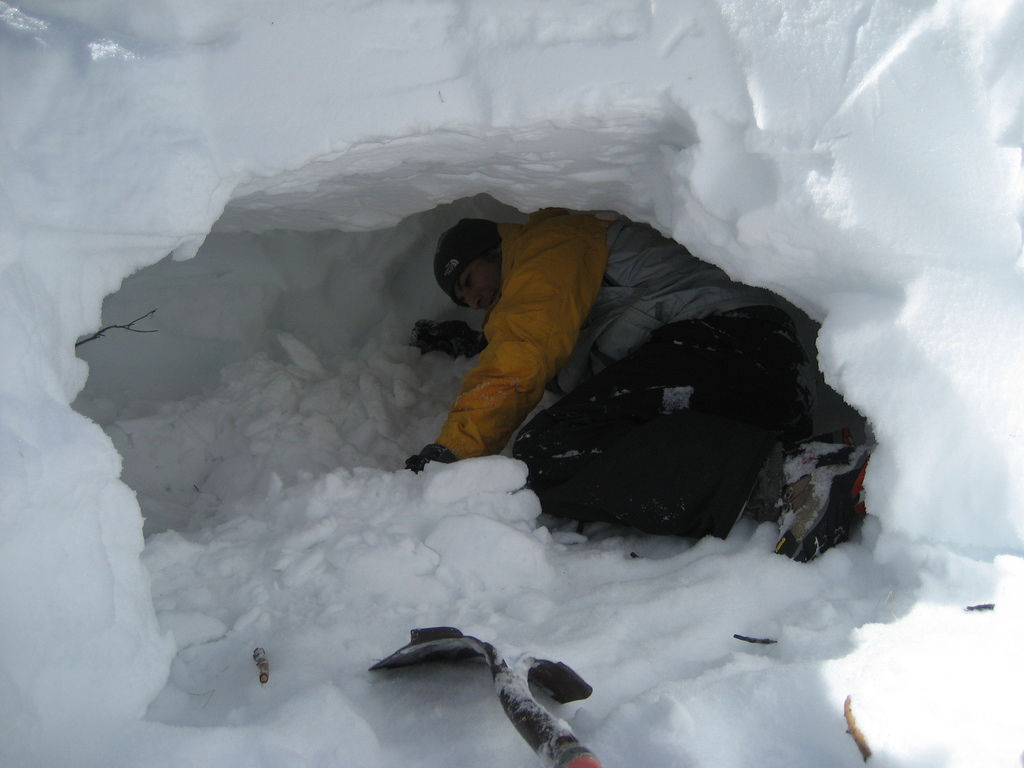 Snow And Insulation
