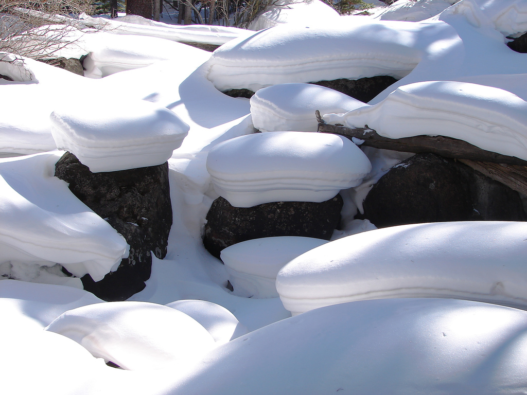 What Affects Frozen Ground  National Snow and Ice Data