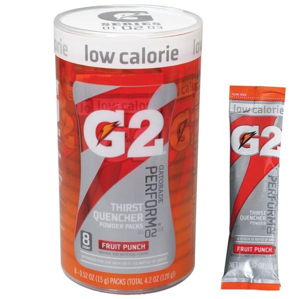 Gatorade G2 Calorie Single Serve Instant Drink Mix