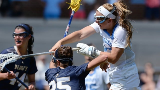 Jeffrey A. Camarati—UNC Athletic Communications photo