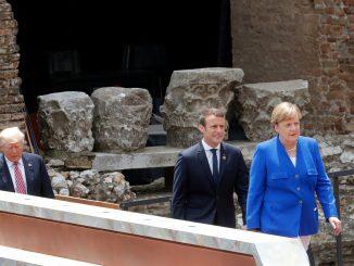 Philippe Wojazer —Reuters