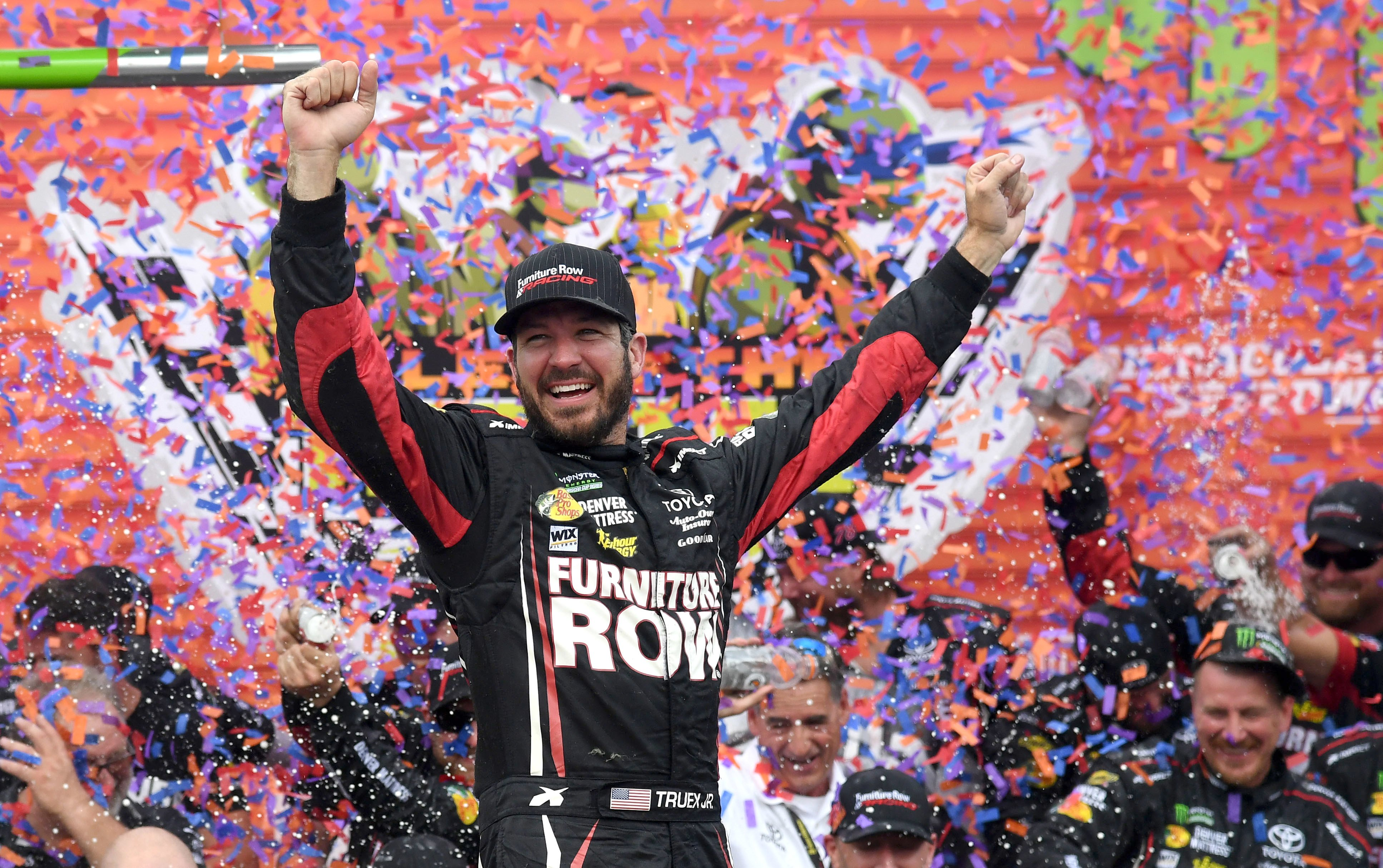 Chicagoland Monster Energy NASCAR Cup Series Notes