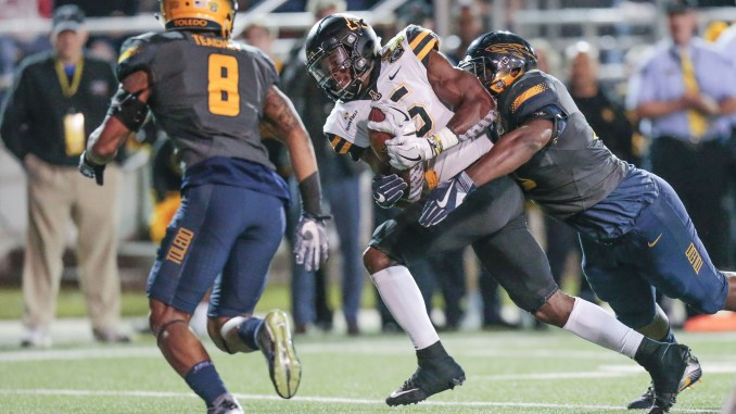 Moore means less for Toledo in App State's shutout bowl