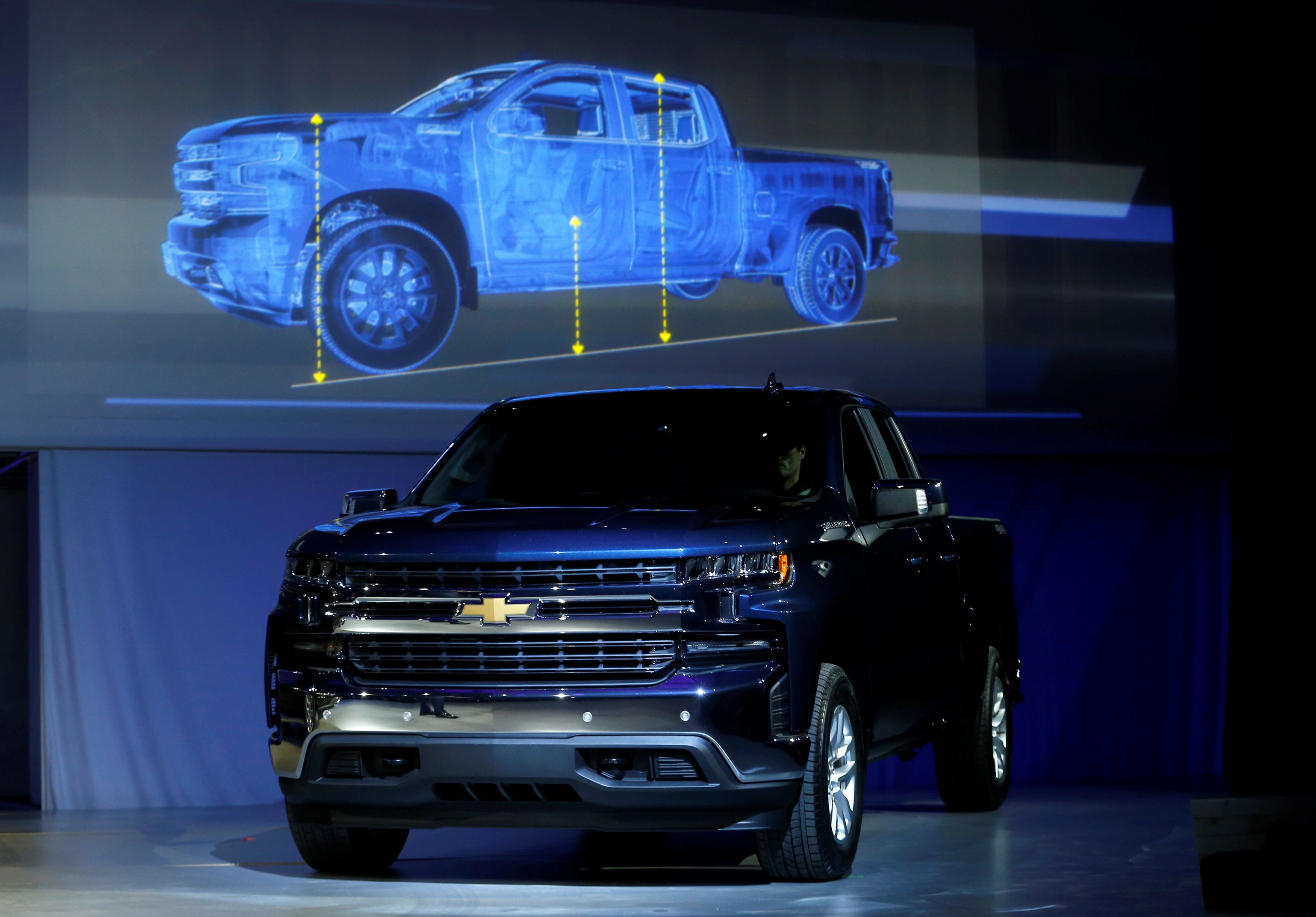 Auto world focused on Detroit as new models unveiled