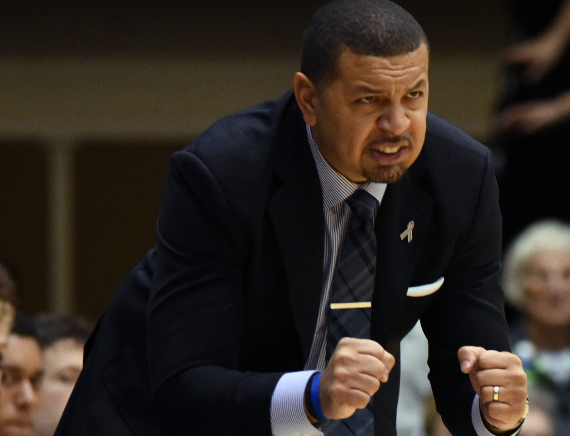 Duke's Jeff Capel has reportedly accepted head coaching position at Pitt