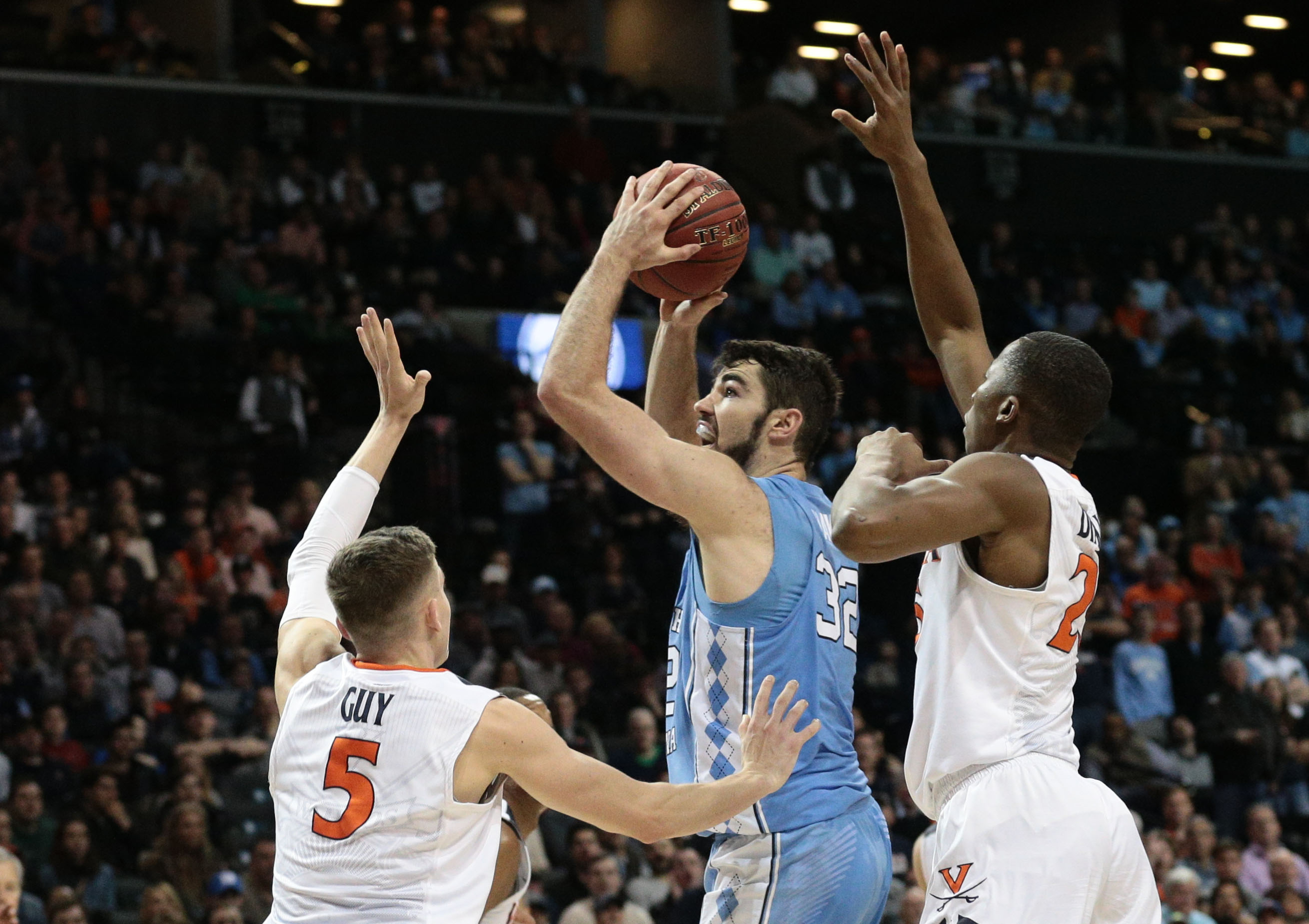 NCAA tournament preview: No. 2 North Carolina