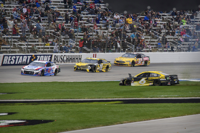 Matt Kenseth returning to NASCAR, reunites with Roush Fenway Racing