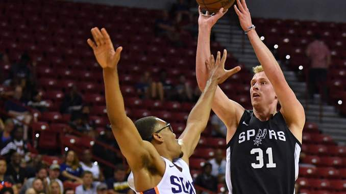 Purvis, Rowan make most of Vegas Summer League opportunities – The North State Journal