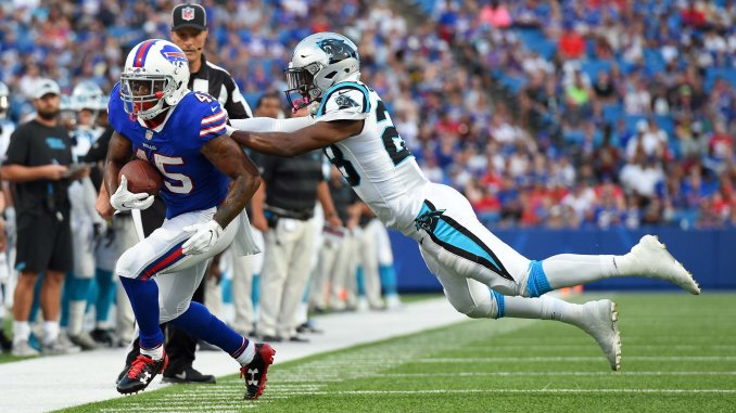 bf0512d9 Panthers rookies look to win spots as camp closes – The North State ...
