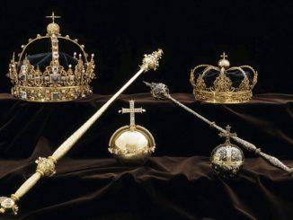Sweden Crown Jewels