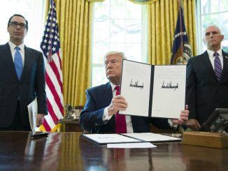 Iran - Sanctions - Trump