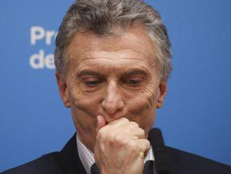 Mauricio Macri - Argentina