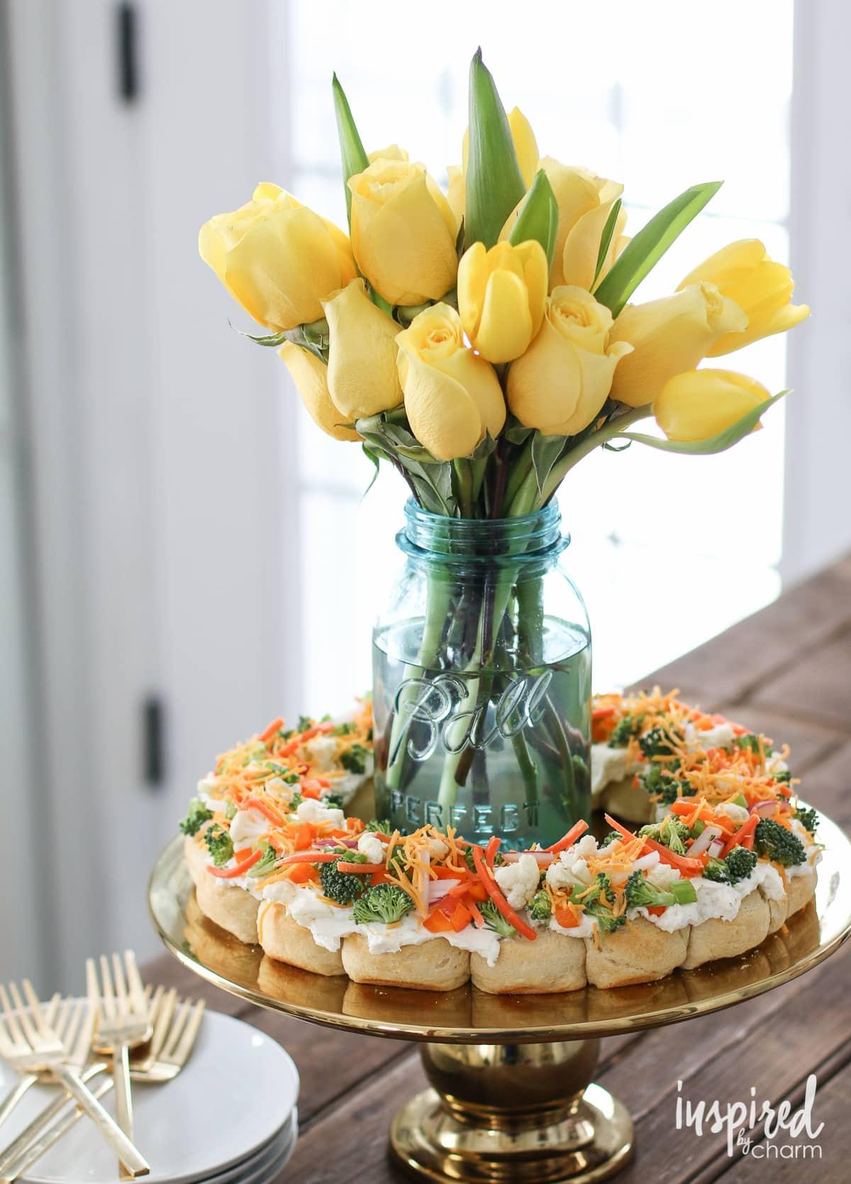 spring appetizer recipe