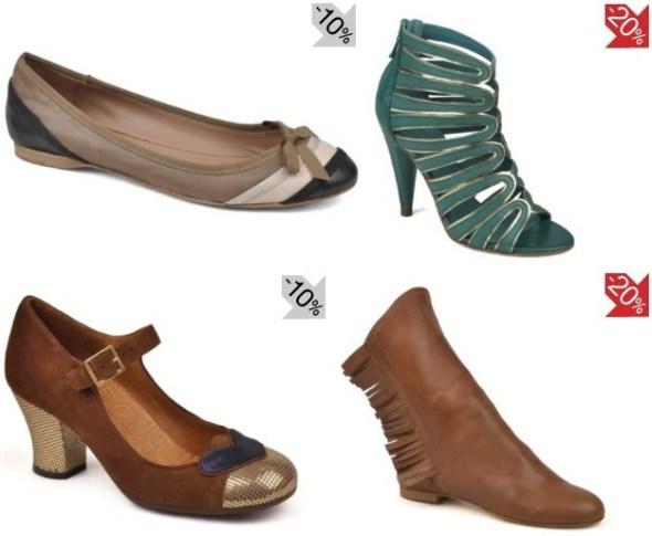 Sarenza Chie Mihara Tatoosh Minelli Avril Gau Chaussures