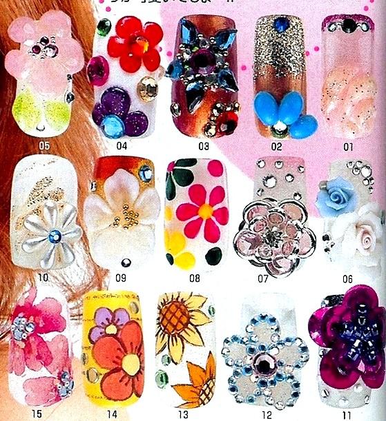 vivi ranzuki nail magazine