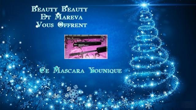 concours mascara younique