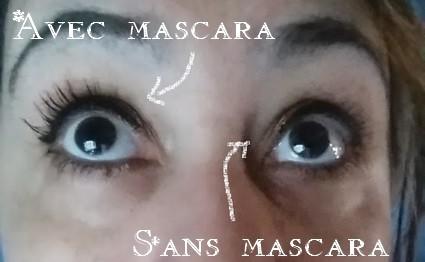 test du mascara moodstruck younique