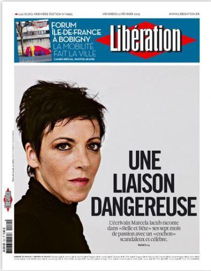 Libération Vendredi 22 février 2013
