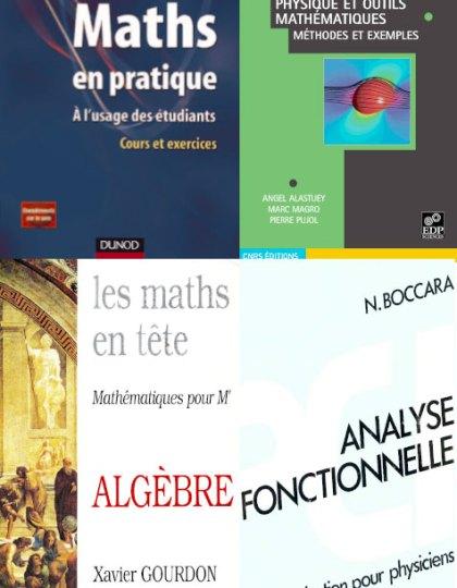 Mathématiques pour étudiants en LMD, CAPES, Agreg et écoles d'ingénieurs