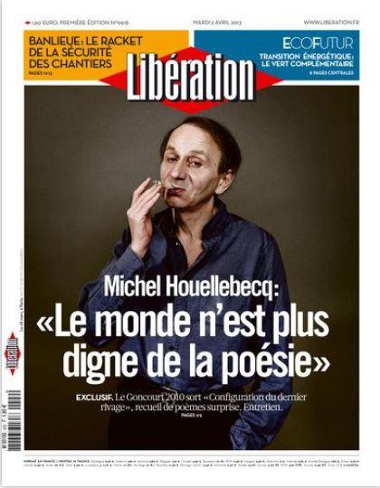 Libération Mardi 02 avril 2013