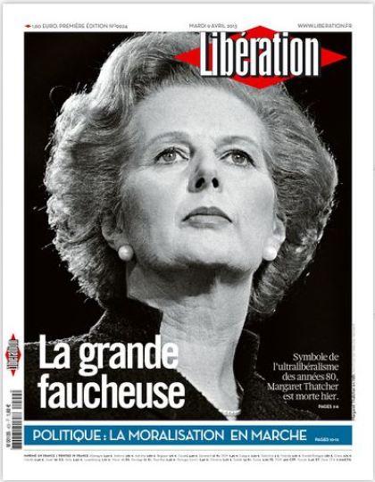 Libération Mardi 9 avril 2013