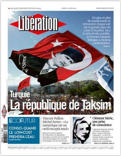 Libération Lundi 10 juin 2013