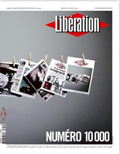 Liberation Mardi 9 juillet 2013
