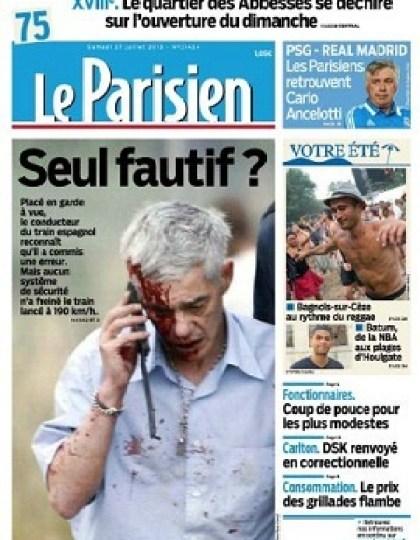 Le Parisien Samedi 27 Juillet 2013