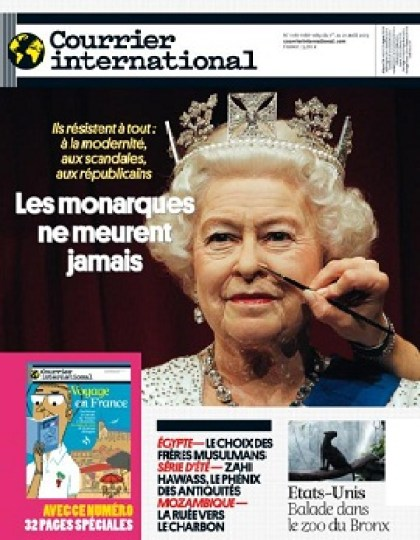 Courrier International N°1187 1188 du 01 au 21 août 2013