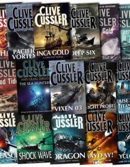 Clive CUSSLER - 23 EPub