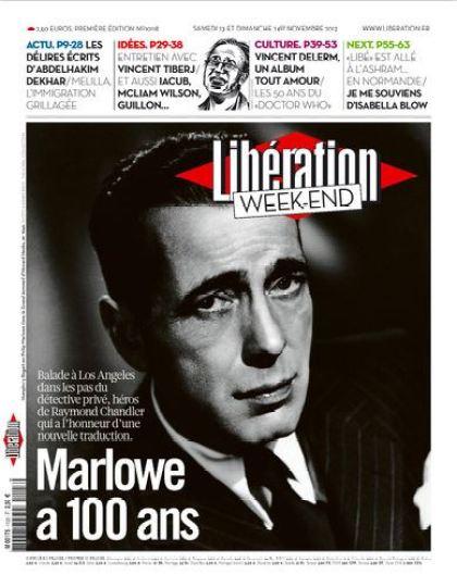 Libération Samedi 23 et Dimanche 24 Novembre 2013