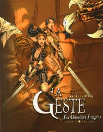 Geste Des Chevaliers Dragon - collection14 Tomes