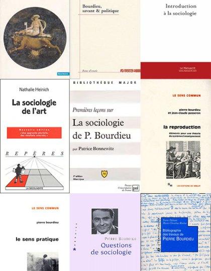 Sociologie : quelques auteurs - 45 fichiers  Fr-En