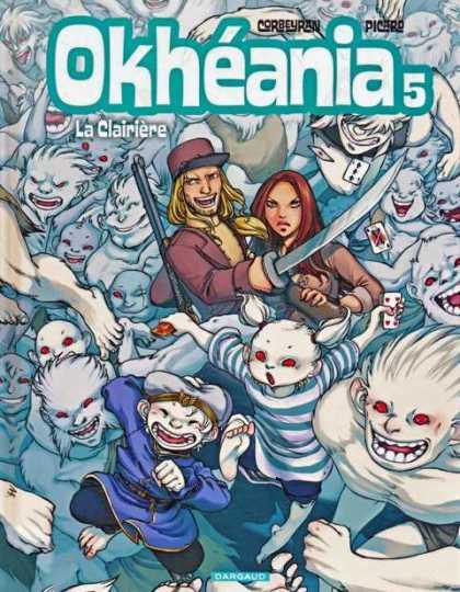 Okhéania - Tome 5
