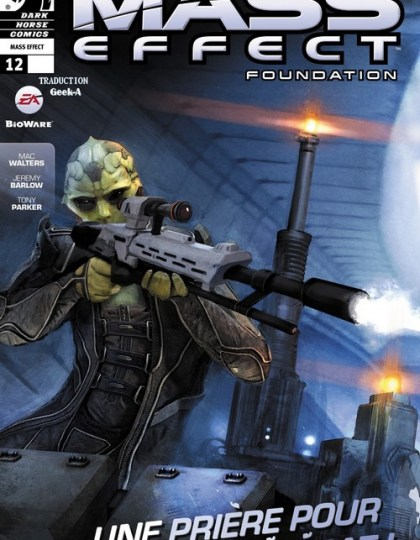 Mass Effect Foundation Tome 12