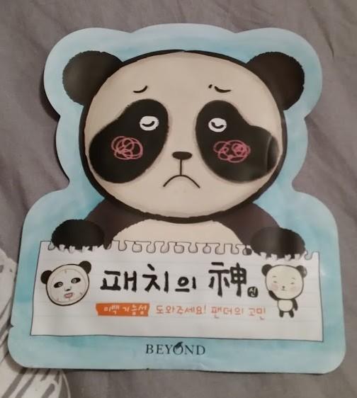 masque panda beyond